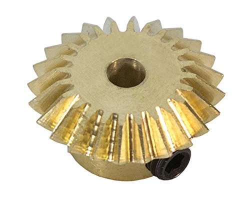 32P (4mm Bore) 24T Bevel Gear ServoCity