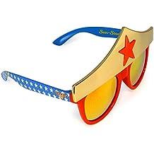 Sun-Staches Wonder Woman Sunglasses As Seen on Shark Tank!