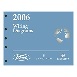 2006 taurus wiring diagram (also covers 2007 model year) ford motor Bosch Alternator Wiring Diagram 2006 taurus wiring diagram (also covers 2007 model year) ford motor company amazon com books