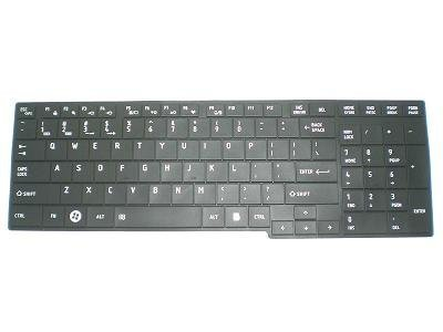 Leze Silicone Keyboard Protector Satellite