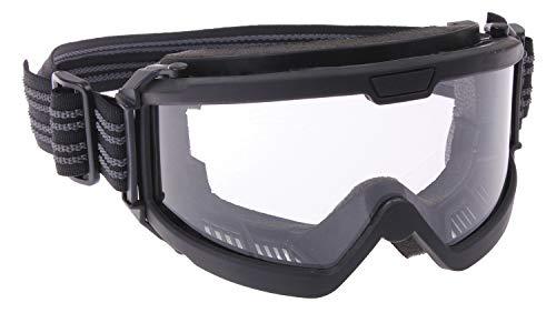 Rothco OTG Ballistic Goggles, Black/Clear