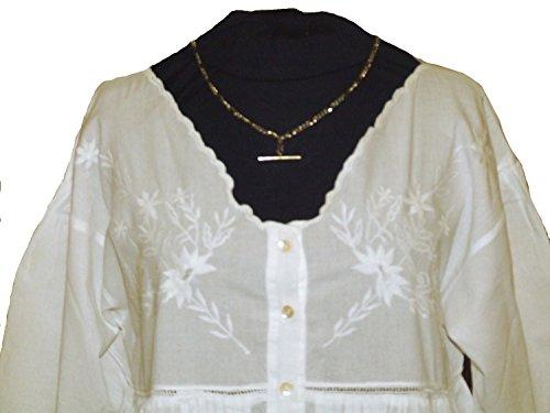The Original Lace Company England, Jennifer Night Dress Ivory