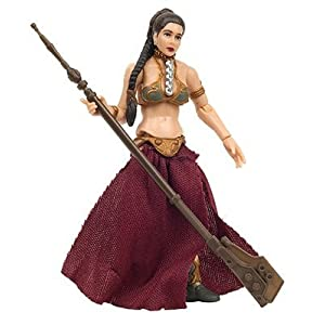 Where Can You Buy Star Wars Princess Leia Slave Outfit Figure