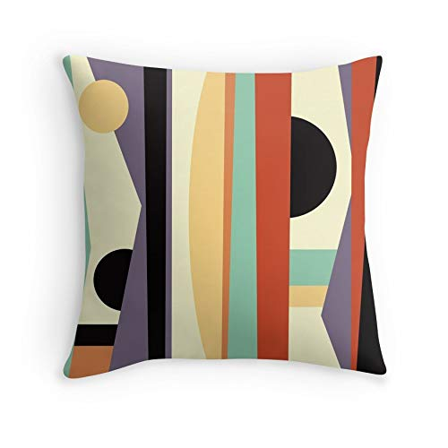 Abstract Pattern III for Sofa Couch Living Room Bed Decorative (Square 16×16)