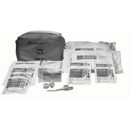 Allied Healthcare Products L820 Life Support Products Trauma Burn - Maxi Kit (Each)