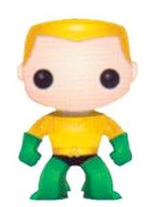POP! HEROES DC UNIVERSE AQUAMAN 3.75-INCH VINYL FIGURE #16