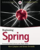 Beginning Spring