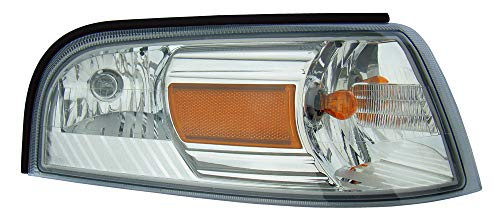 For 2006 2007 2008 2009 2010 Mercury Grand Marquis Turn Signal Corner Light Lamp Passenger Right Side Replacement FO2527103