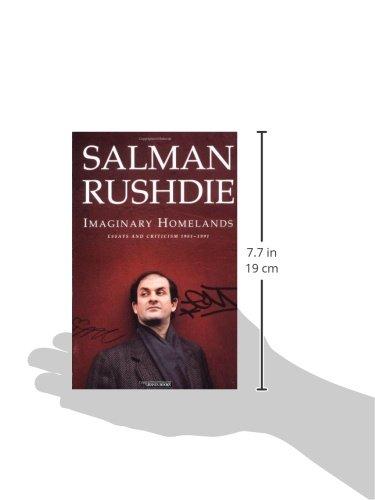 Rushdie essays