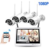 UNIOJO Surveillance Video Equipment