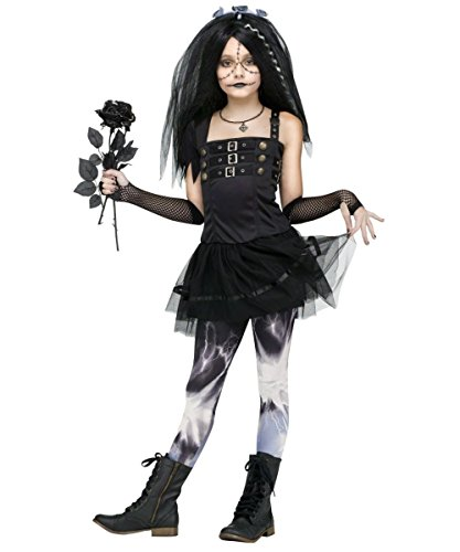 Bride Frankenstein Child Costumes Of (Frankies Bride Child Costume -)