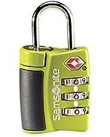 Samsonite Luggage 3 Dial Travel Sentry Combo Lock