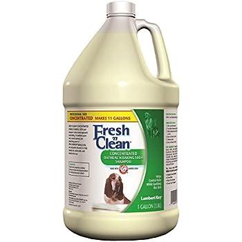 Lambert Kay Fresh'n Clean Oatmeal n Baking Soda Pet Shampoo, 1-Gallon