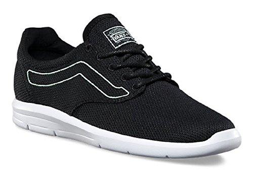Vans Iso 1.5 Mesh Mens Sneakers (8.5 Mens / 10 Women, Black / Bay)