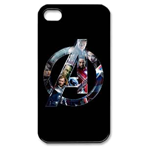 Diy Phone Cover The Avengers for iPhone 4,4S WEQ170214