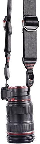 Pro oder Leash Kameragurt Lite Doppel-Objektivhalterung f/ür Capture Peak Design Lens Kit f/ür Sony E-Mount Camera Clip Kameraclip und Slide