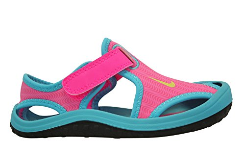 efe637a84d30 Galleon - Nike Sunray Protect (TD) Infant Toddler Girls  Sandal  344993-612  (9c)
