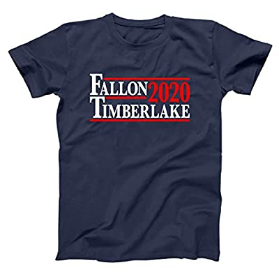 Donkey Tees Fallon Timberlake 2020 U.S. Presidential Election Funny Mens Shirt