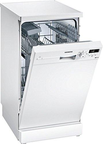 Siemens iQ100 SR215W03CE lavavajilla Independiente 9 ...
