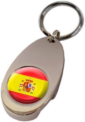 Asbri España Crested Golf Tech Llavero: Amazon.es: Deportes y aire ...