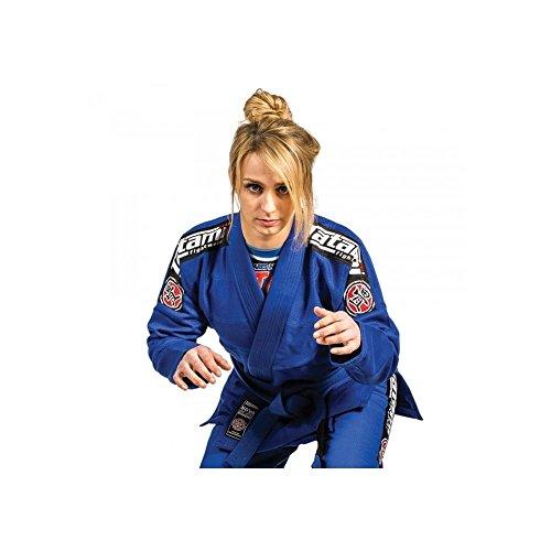 Tatami Damen Nova 2015 blau grundlegende BJJ GI F1