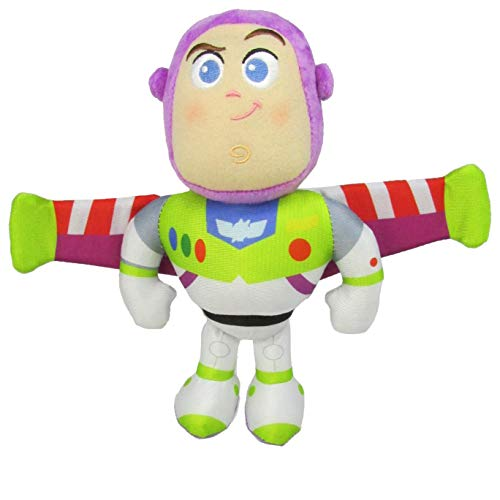 Kids Preferred Disney Baby Toy Story Buzz Large Stuffed Animal Plush, 8 Inches from KIDS PREFERRED