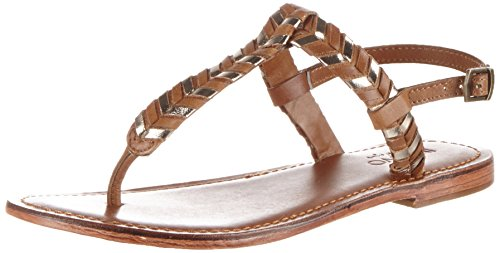 gold 7719 Tan Marron Inuovo 16782394 Tongs Femme nXW1nqTS