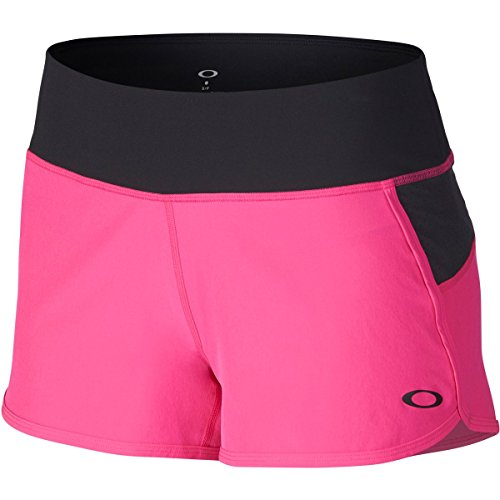 Oakley Womens Crunch And Burn 2.0 Short X-Large Pink - Oakley Watches Womens
