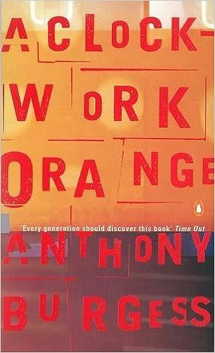 a clockwork orange penguin essentials amazon co uk anthony a clockwork orange penguin essentials amazon co uk anthony burgess 9780140274097 books