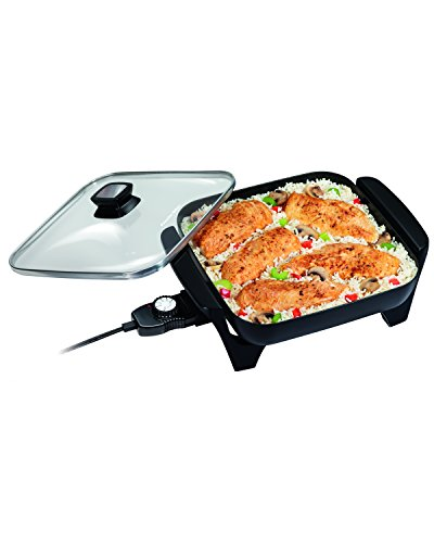 Electric Frying Pan - 4