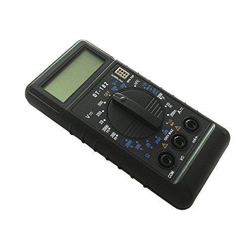 OLSUS DT182 LCD Handheld Digital Multimeter for Home and Car - Black by OLSUS (Image #4)
