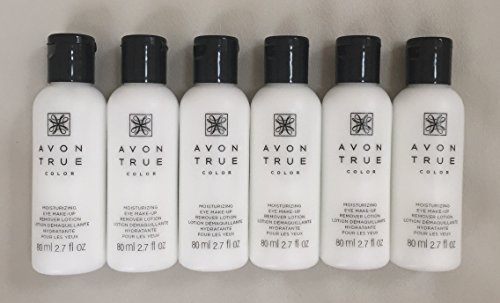 Moisture Effective Eye Makeup Remover Lotion (Lot of 6) by Avon