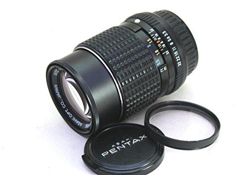 - Pentax Asahi SMC 135mm f/3.5 PK-Mount Manual Focus Lens
