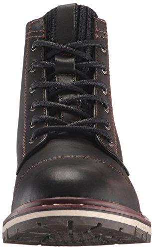 Noem Het Lente Mens Doedda Laarzen Zwart Kunststof