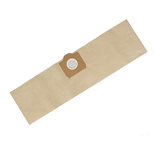 10 bolsas de papel para aspiradora Karcher MV1 WD3200 WD3300 ...