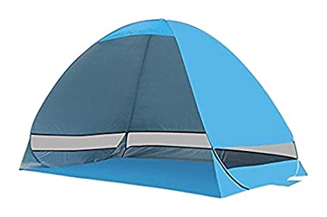 Pop Up UV Beach TentPortableFun Instant TentSun Shelter  sc 1 st  Amazon.com & Amazon.com: Pop Up UV Beach TentPortableFun Instant TentSun ...