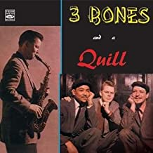 Gene Quill - Three Bones and a Quill