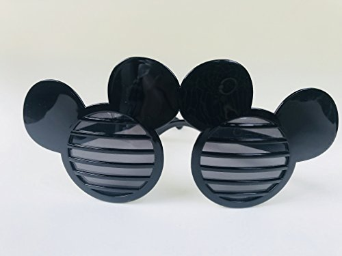 Kids Disney Land Mickey Ears Costume Glasses Sunglasses Costume Ornaments Party Decoration Glasses - Accesories Sunglasses