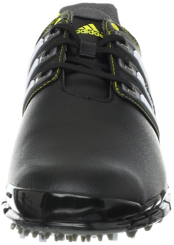 adidas Men's Tour360 ATV M1 Golf Shoe,Black,7.5 M US