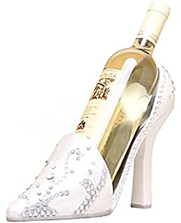 Peachy Kitchen 2BHS1994 Wedding High Heel Bottle Holder, 7