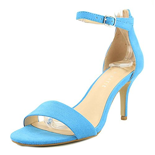 Kelly & Katie Womens KK Nadia Open Toe Special Occasion Ankle Strap Sandals Bluette BZ9pYWHsmc