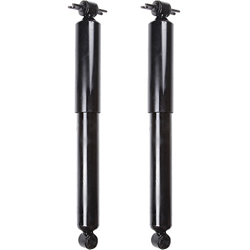 SCITOO Gas Strut Shock Absorber Rear fit 1984-2001 Jeep Cherokee Cherokee(XJ)- Excludes Grand Cherokee 1984-1990 Jeep Wagoneer XJ- Excludes Grand Wagoneer (Pack of 2)