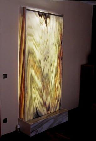 Onyx Hinterleuchtet amazon de wasserwand sölker marmor hinterleuchtet