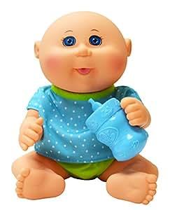Amazon Com Cabbage Patch Kids 11 Quot Drink N Wetboy Newborn