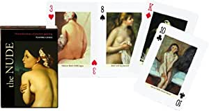 Art Nudes - Playing Cards