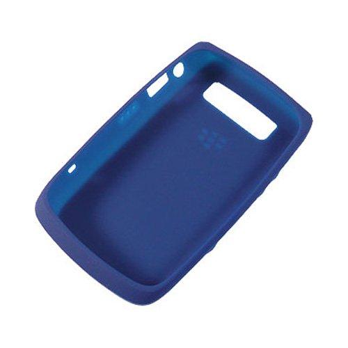 Blackberry RIM 9700 Skin Cover Case - Dark Blue