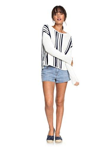 sa - Denim Shorts - Women - 30 - Blue Retro Light Blue 30 (Roxy Santa)