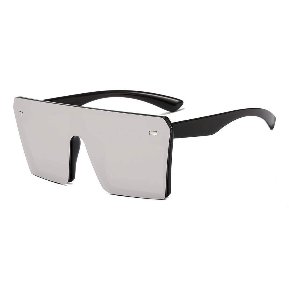 Amazon.com: YJDM Gafas de sol grandes cuadradas gafas de sol ...