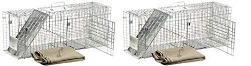 - Havahart 1099 Feral Stray Cat Rescue Kit (2 Kits)