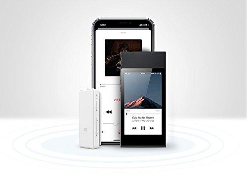 FiiO μBTR uBTR HiFi Bluetooth Receiver with aptX/AAC/SBC support, NFC  Pairing, Siri Activation and Type USB C port